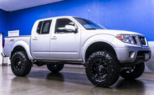 2021 Nissan Frontier Lifted MSRP, Cargo Space, Performance
