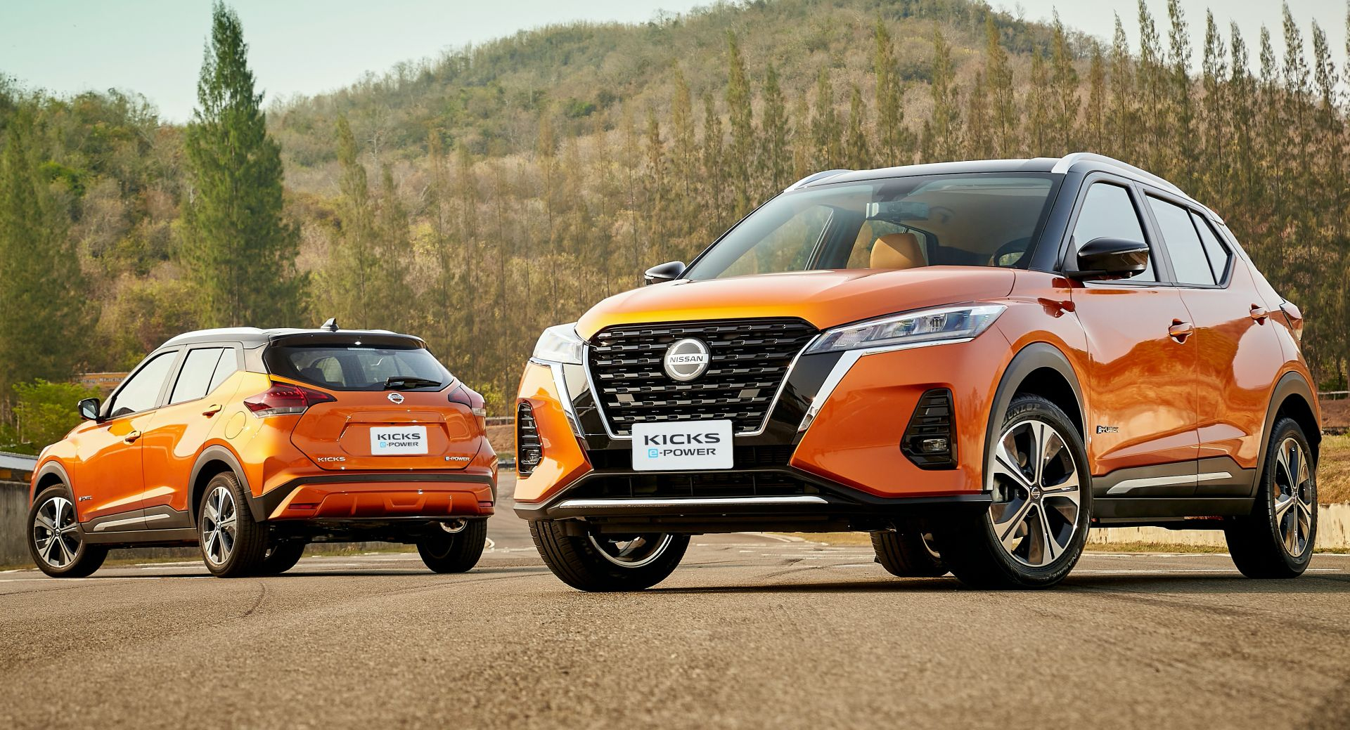 Facelifted 2021 Nissan Kicks E Power Debuts In Thailand
