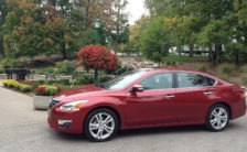 2022 Nissan Altima 3.5 Sl Limited, Automatic Transmission, Specification