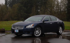 2022 Nissan Maxima Blue Engine, Automatic Transmission, Safety Feature